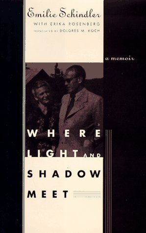 9780393041231: Where Light and Shadow Meet: A Memoir