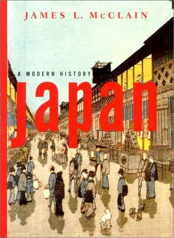 9780393041569: Japan: A Modern History