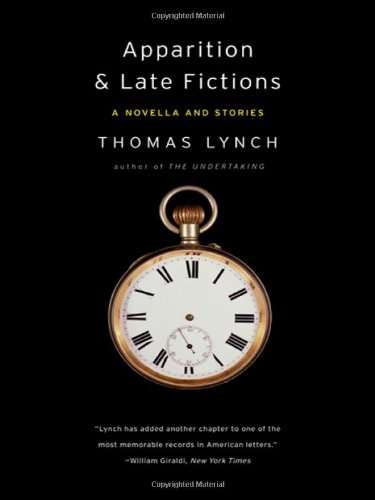 9780393042078: Apparition & Late Fictions: A Novella and Stories