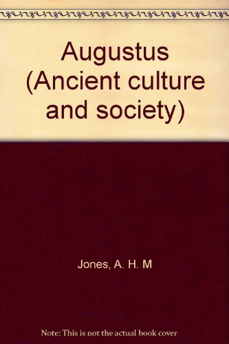 9780393043280: Augustus (Ancient culture and society)