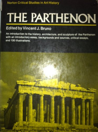 9780393043730: The Parthenon (A Norton critical study in art history)