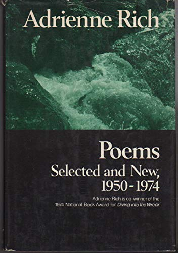 9780393043921: Poems: selected and new, 1950-1974