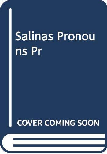 9780393043945: Salinas Pronouns Pr