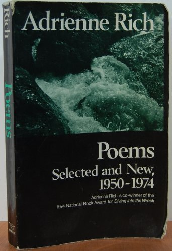 9780393043952: Poems: Selected and New, 1950-1974