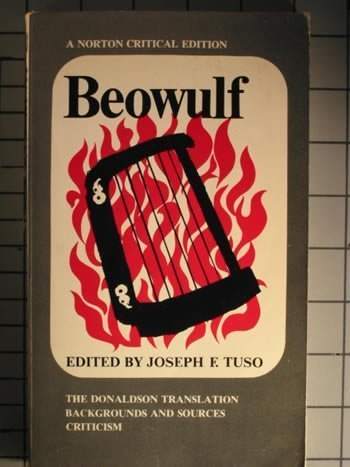 9780393044133: Beowulf: The Donaldson translation, backgrounds and sources, criticism (A Norton critical edition)