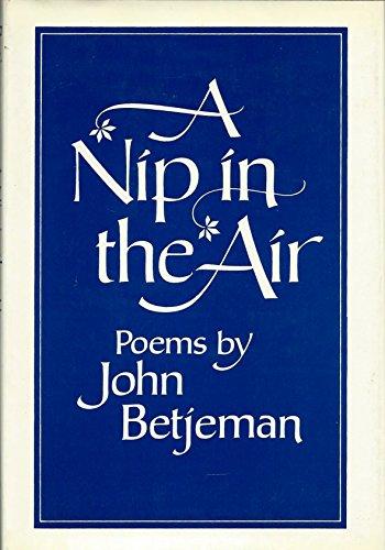 A Nip In The Air: John Betjeman