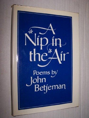 Nip in the Air (Cloth): John Betjeman