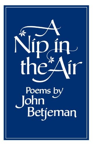 A Nip in the Air (0393044238) by Betjeman, John
