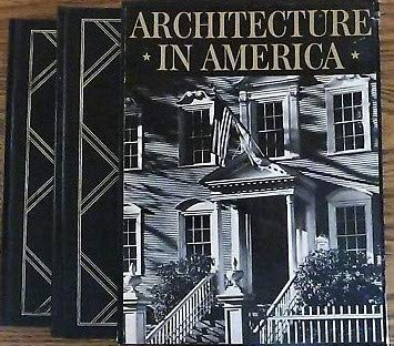 9780393044539: A Pictorial History Of Architecture In America