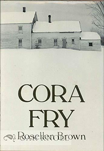 9780393044553: Cora Fry: [Poetry]