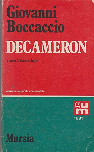 9780393044584: The Decameron: A New Translation