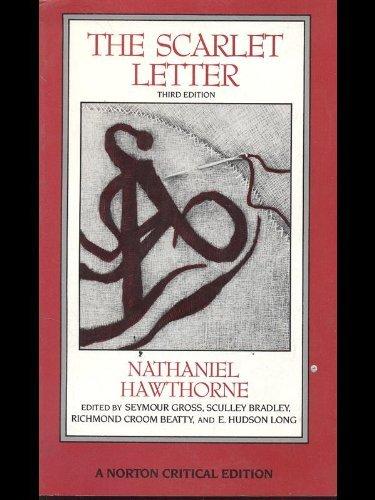9780393044959: The Scarlet Letter