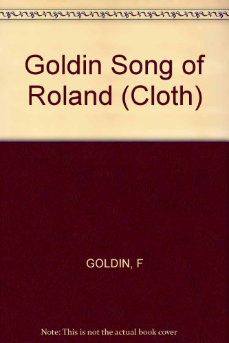 The Song of Roland (English and French: Roland