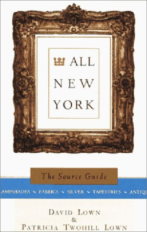 9780393045413: All New York: The Source Guide (All City Series)