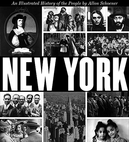 9780393045819: New York: An Illustrated History of the People