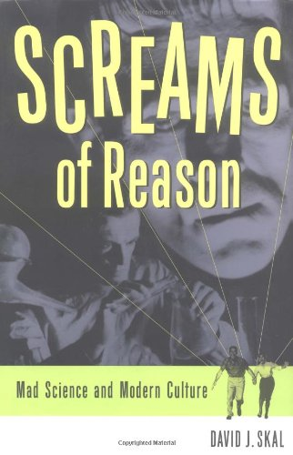9780393045826: Screams of Reason: Mad Science and Modern Culture