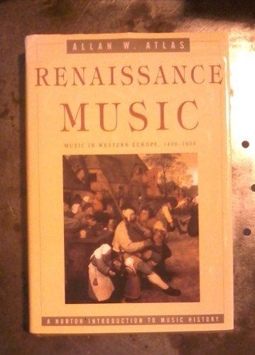9780393046021: Renaissance Music