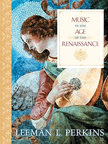 9780393046083: Music in the Age of the Renaissance