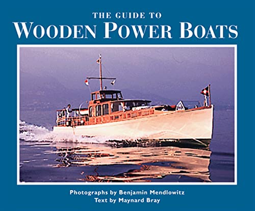 9780393046601: The Guide to Wooden Power Boats