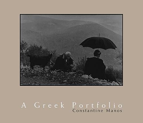 9780393046830: A Greek Portfolio