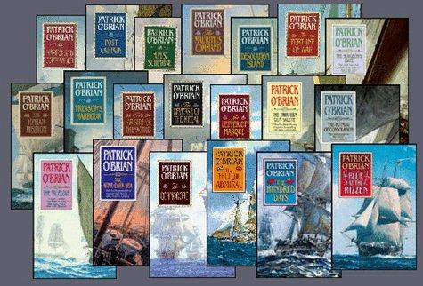 9780393048407: The Aubrey Maturin Series: Complete Set (Aubrey/Maturin Novels)