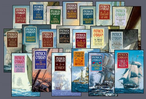 9780393048407: The Aubrey Maturin Series Complete 20VST