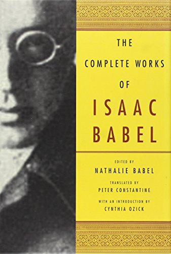 9780393048469: The Complete Works of Isaac Babel
