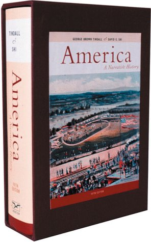9780393048575: America: A Narrative History (Fifth Edition)