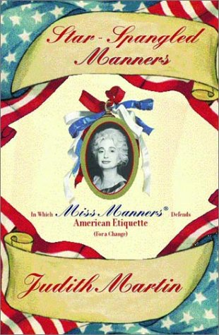 Star-Spangled Manners: Martin, Judith
