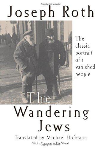 The Wandering Jews: Joseph Roth; Mavis Gallant