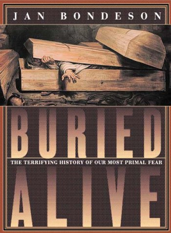 9780393049060: Buried Alive: The Terrifying History of Our Most Primal Fear