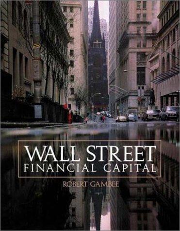 9780393049572: Wall Street: Financial Capital