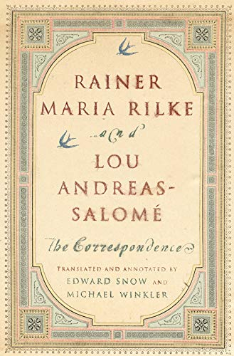 9780393049763: Rainer Maria Rilke and Lou Andreas-Salomé: The Correspondence