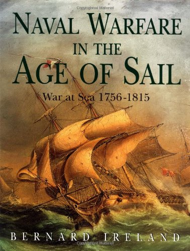 9780393049831: Naval Warfare in the Age of Sail - War at Sea 1756-1815