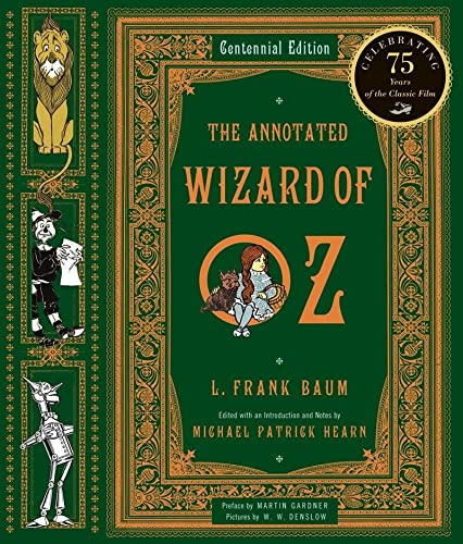 The Annotated Wizard of Oz: Martin Gardner; Michael