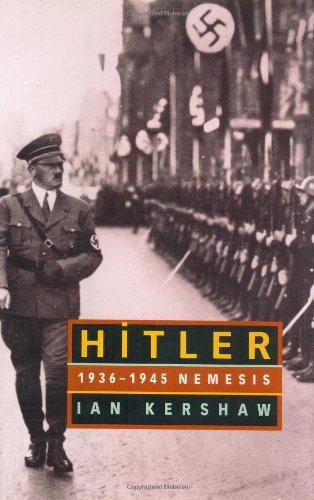 9780393049947: Hitler: 1936-45 : Nemesis