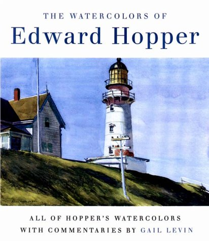 9780393049954: The Complete Watercolors of Edward Hopper