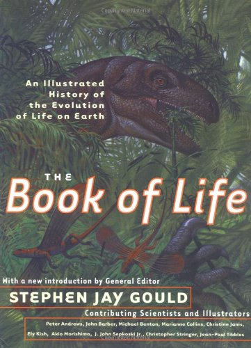 9780393050035: The Book of Life: An Illustrated History of the Evolution of Life on Earth