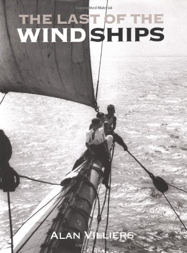 9780393050332: The Last of the Wind Ships