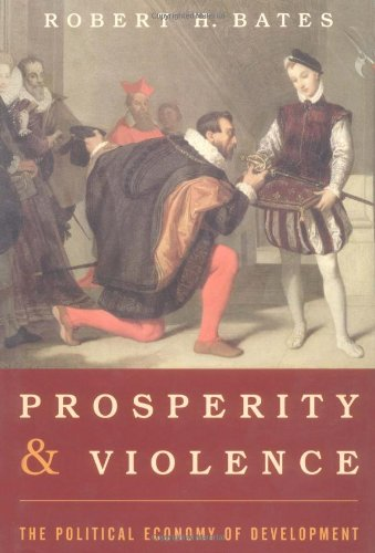 9780393050387: Prosperity and Violence: The Political Economy of Development
