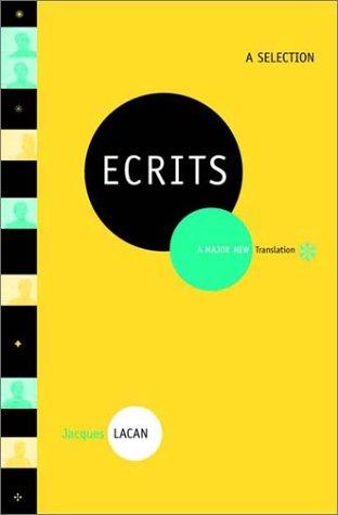 9780393050585: Ecrits: A Selection
