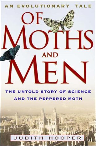 9780393051216: Of Moths and Men: An Evolutionary Tale