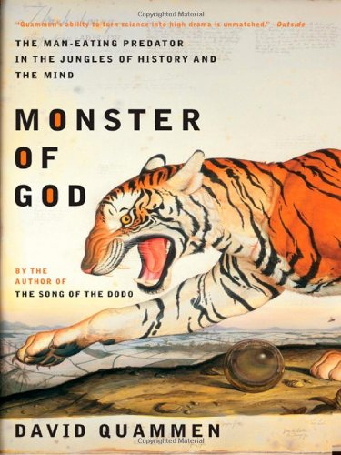 9780393051407: Monster of God: The Man-Eating Predator in the Jungles of History and the Mind
