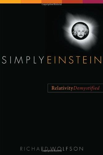 9780393051544: Simply Einstein: Relativity Demystified