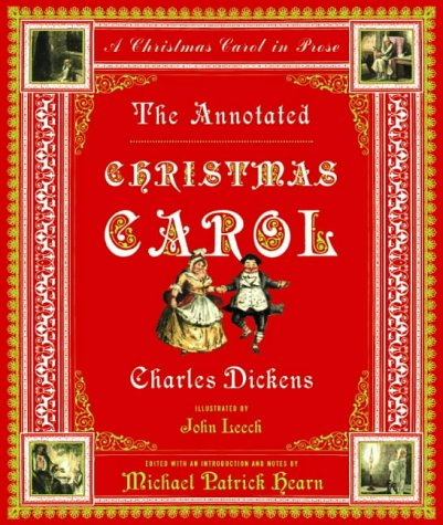 "9780393051582: The Annotated ""Christmas Carol"": A Christmas Carol in Prose (The Annotated Books)"