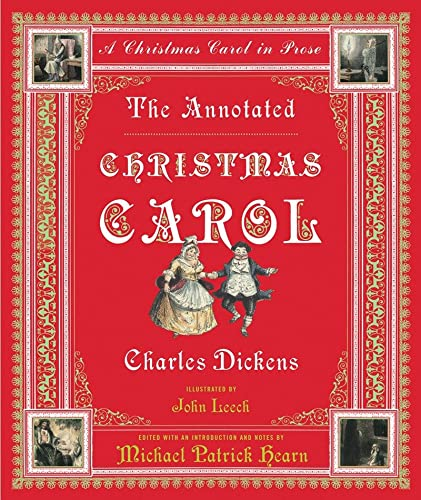 9780393051582: The Annotated Christmas Carol: A Christmas Carol in Prose (The Annotated Books)