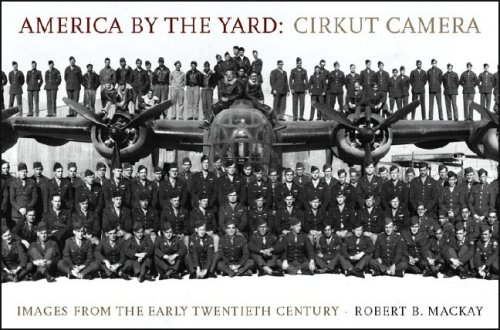 9780393051605: America by the Yard: Cirkut Camera: Images from the Early Twentieth Century