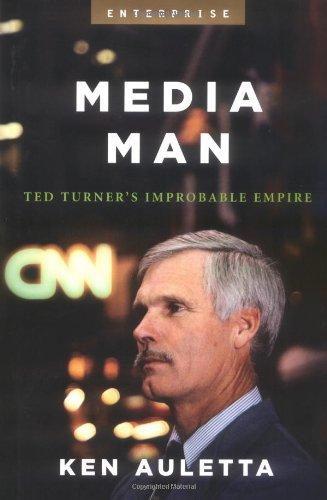 9780393051681: Media Man: Ted Turner's Improbable Empire (Enterprise)
