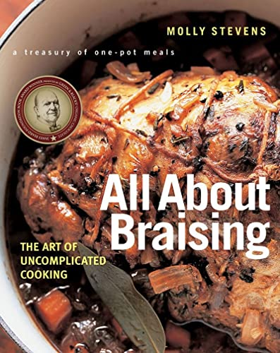 9780393052305: All About Braising: The Art of Uncomplicated Cooking