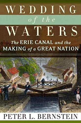 9780393052336: Wedding of the Waters: The Erie Canal and the Making of a Great Nation